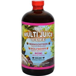 Only Natural Multi Juice 4-Life