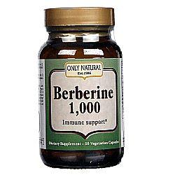 Only Natural Berberine 1000