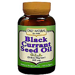 Only Natural Black Currant Seed Oil