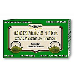 Only Natural Dieter's Tea, Herbal