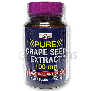 Only Natural Grape Seed Extract