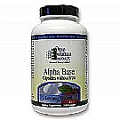 Ortho Molecular Products Alpha Base Capsules without Iron