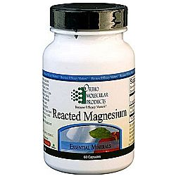 Ortho Molecular Products Reacted Magnesium