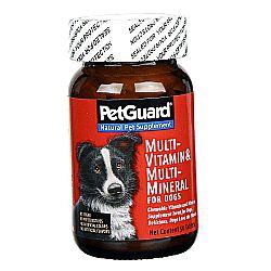PetGuard Multi-Vitamin and Minerals for Dogs