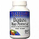 Planetary Formulas Damiana Male Potential