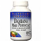 Planetary Herbals Damiana Male Potential
