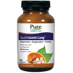 Pure Essence Labs HealthGuard Lung