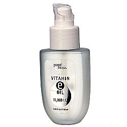 Pure and Basic Vitamin E Oil 21,000 IU