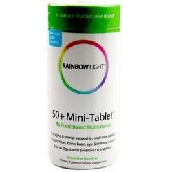 Rainbow Light 50+ Mini-Tab Multivitamin