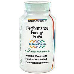 Rainbow Light Performance Energy Multi for Men