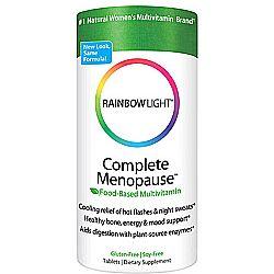 Rainbow Light Complete Menopause Multivitamin