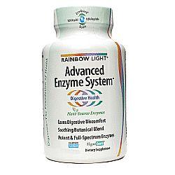rainbow light advanced enzyme system 180 tabs. Black Bedroom Furniture Sets. Home Design Ideas