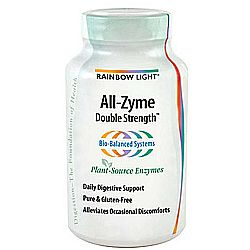 Rainbow Light All-Zyme Double Strength