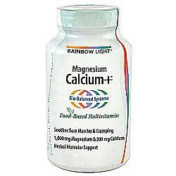 Rainbow Light Magnesium Calcium Plus