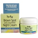 REVIVA Labs Brown Spot Skin Lightening Night Cream - 1.5 oz