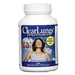Ridgecrest ClearLungs Extra Strength