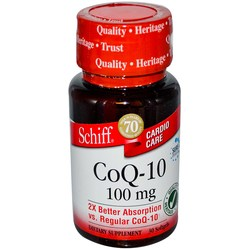 Schiff CoQ10 100 mg