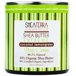 Shea Terra Organics 30% Shea Butter Creme