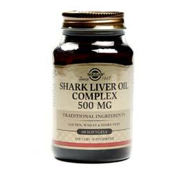 Solgar Shark Liver Oil Complex