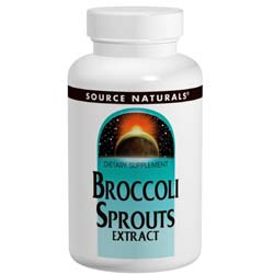 Source Naturals Broccoli Sprouts 120 mg