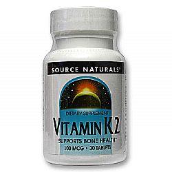 Source Naturals Vitamin K2