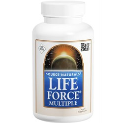 Source Naturals Life Force Multiple, No Iron