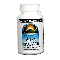 Source Naturals Alpha Lipoic Acid