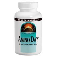 Source Naturals Amino Day