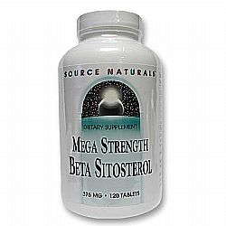 Source Naturals Mega Strength Beta Sitosterol