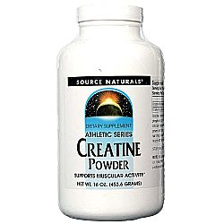 Source Naturals Athletic Series Creatine Powder