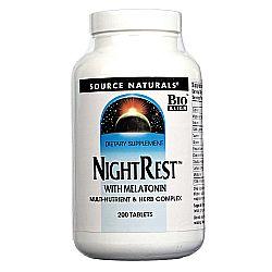 Source Naturals Night Rest