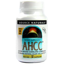 Source Naturals AHCC with BioPerine