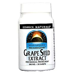 Source Naturals Grape Seed Extract 200 mg