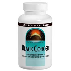Source Naturals Black Cohosh