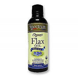 Spectrum Organic Flax Oil with Lignans