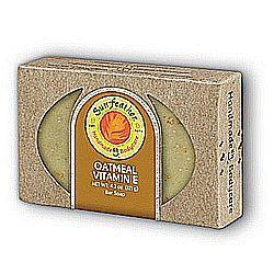 Sunfeather Oatmeal Vitamin E Soap