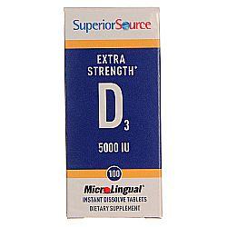 Superior Source D3 5,000 IU