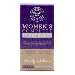 The Honest Company Women's Complete One A Day