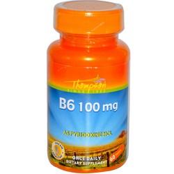 Thompson B6 100 mg