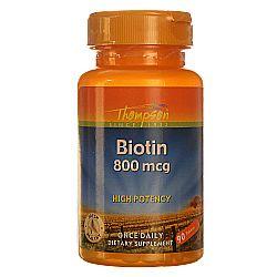 Thompson Biotin 800 mcg