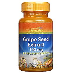 Thompson Grape Seed Extract 100 mg