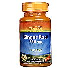 Thompson Ginger Root 550 mg