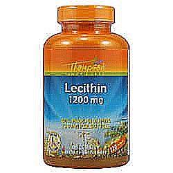 Thompson Lecithin 1,200 mg