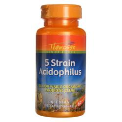 Thompson 5 Strain Acidophilus
