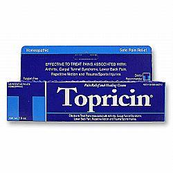 Topical Biomedics Inc. Topricin