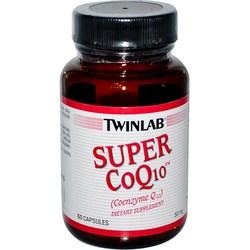 Twinlab Super CoQ10 50 mg