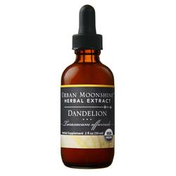 Urban Moonshine Organic Dandelion Leaf And Root Tincture