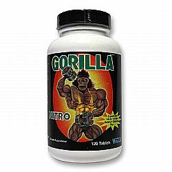 Vitol Gorilla Nitro Tabs