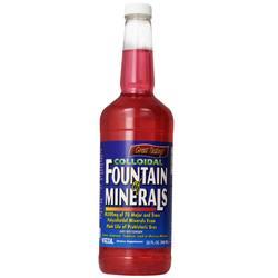Vitol Fountain of Minerals