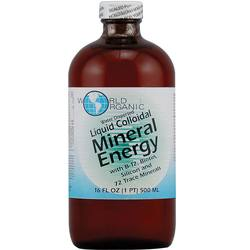 World Organic Liquid Colloidal Mineral Energy